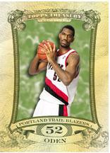2008-09 Topps Treasury Basketball 10