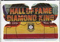 Complete Donruss Hall of Fame Diamond King Puzzles Checklist