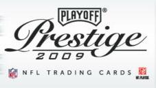 2009 Playoff Prestige Football Product Breakdown 1