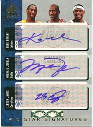 The Top Michael Jordan Autographed Cards of All-Time 3
