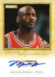 The Top Michael Jordan Autographed Cards of All-Time 6
