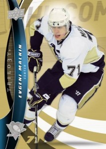 2009-10 Upper Deck Trilogy Hockey 1