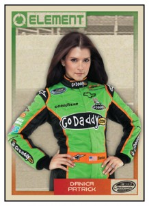 Racing Cards About to Get Welcome Boost From Danica Patrick 1