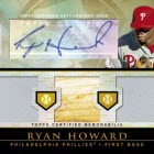 2010 Topps Tribute Dynasties and Rivalries Edition