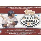 2010 Topps Pro Debut Series 1 Baseball