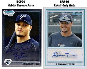 2010 Bowman Baseball 24