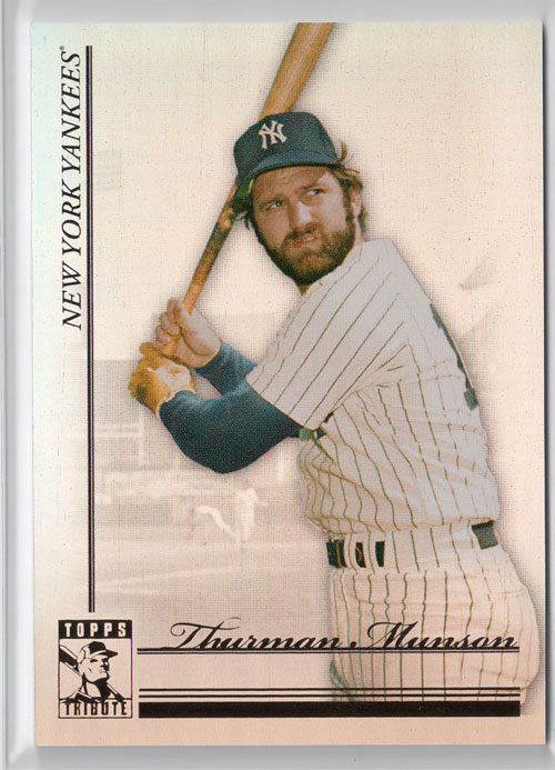 2010 Topps Tribute Baseball Review 8