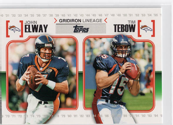 2010 Topps Football Review 1