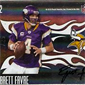 10 Must Have Brett Favre Minnesota Vikings Football Cards