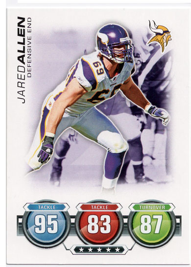 2010 Topps Attax Football Review 1