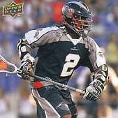 2010 Upper Deck MLL Lacrosse