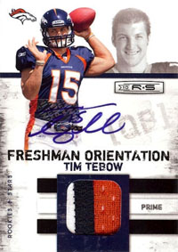 TEBOW ORIENTATION Image
