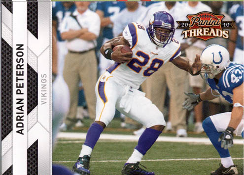 2010 Panini Threads Football Review 14