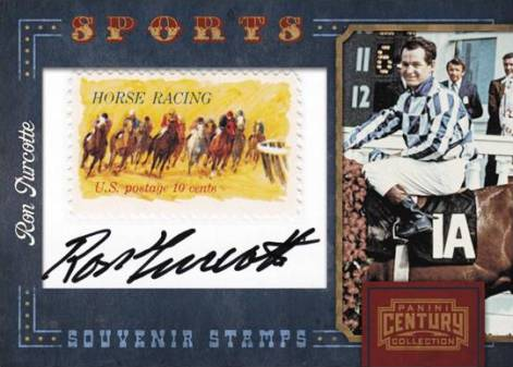 2010PaniniCenturyCollection RonTurcotte Image