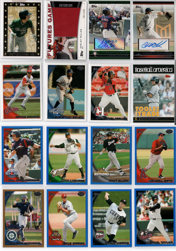 2010ToppsProDebutSeries2 Gallery Image