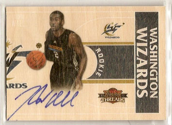 JohnWALL THREADS WOOD AUTO RC Image