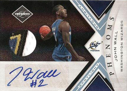 Limited John Wall Prime Auto Image