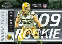 Clay Matthews Contenders AUto RC Image