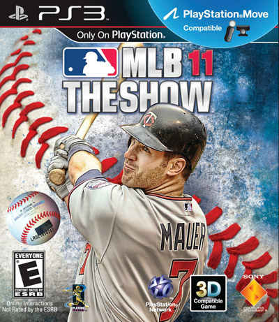 MLB11TheShowCover Image