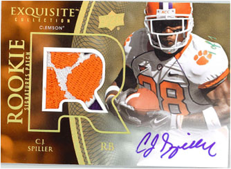 CJ SPILLER 2010 EXQUISITE COLLECTION Image