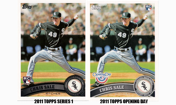 COMPARISON SERIES1 V OPENINGDAY Image
