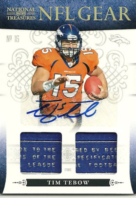 TEBOW DUAL LAUNDRY 2010NT Image