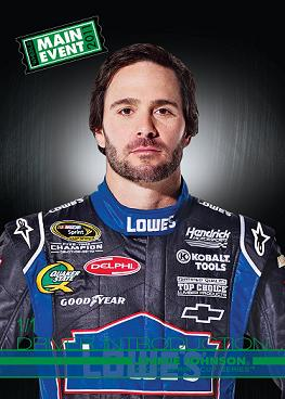 2011 Wheels Main Event Racing Jimmie Johnson Image