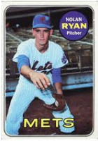 Nolan Ryan Cards, Rookie Cards and Autographed Memorabilia Guide