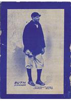 Babe Ruth Baseball Cards and Memorabilia Guide