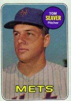 Tom Seaver Cards, Rookie Cards and Autographed Memorabilia Guide