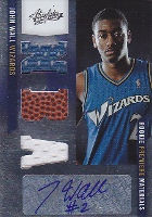 John Wall Cards, Rookie Cards and Autographed Memorabilia Guide