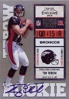 Tim Tebow Football Cards: Rookie Cards Checklist and Buying Guide