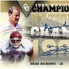 2011 Upper Deck University of Oklahoma Football