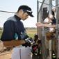 Ichiro Suzuki Autographs Coming From Leaf