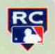MLB Rookie Card Logo