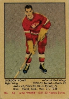 Gordie Howe Rookie Cards and Autographed Memorabilia Guide