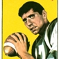 Joe Namath Talks Topps and His Rookie Card on David Letterman