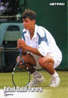 Rafael Nadal Tennis Cards, Rookie Cards and Autographed Memorabilia Guide