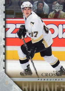 2005-06 Upper Deck Sidney Crosby