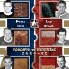 2011 In the Game Ultimate Memorabilia 11th Edition Hockey Cards