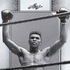 2011 Leaf Muhammad Ali Metal