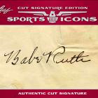 2011 Leaf Sports Icons Cut Signature Edition