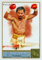 Manny Pacquiao Cards, Rookie Cards, Autographed Memorabilia and More