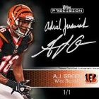 2011 Topps Precision Football Cards