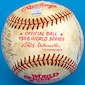 Shocker! 1986 World Series Ball Fails to Sell for $1 Million
