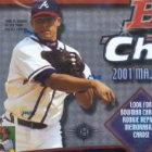 2001 Bowman Chrome Baseball