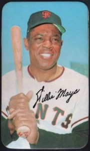 1970 Topps Supers Willie Mays 180x300 Image