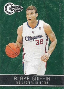 2010 11 Panini Totally Certified Totally Green Blake Griffin 216x300 Image