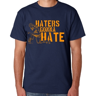 Tim Tebow Shirts Haters Gonna Hate Image