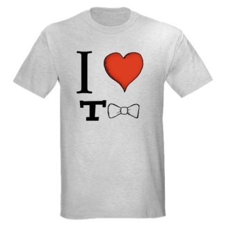 Tim Tebow Shirts I Heart T Bow Image